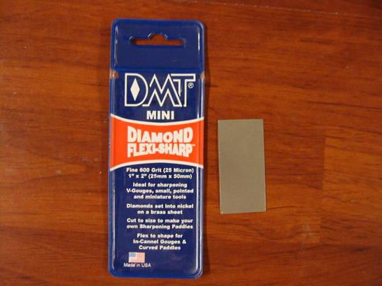 "DMT Flexi-Sharp 1""X2"" Fine SO2F"
