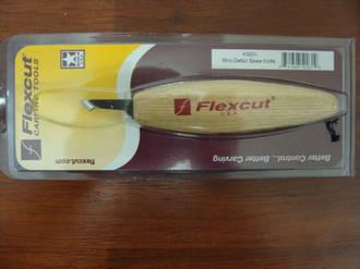 Flexcut Detail Skew Knife - KN31