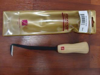 """Flexcut 1"""" Mini Draw Knife - KN17"""