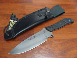 TOPS Knives Silent Hero Fixed Knife