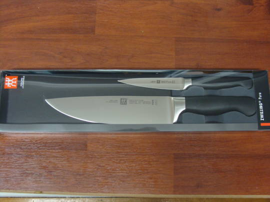Zwilling J.A Henckels Pure 2 pc Knife Set