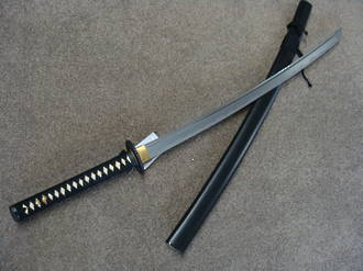 Hanwei Practical Plus XL Light Katana Sword - SH6001LPF