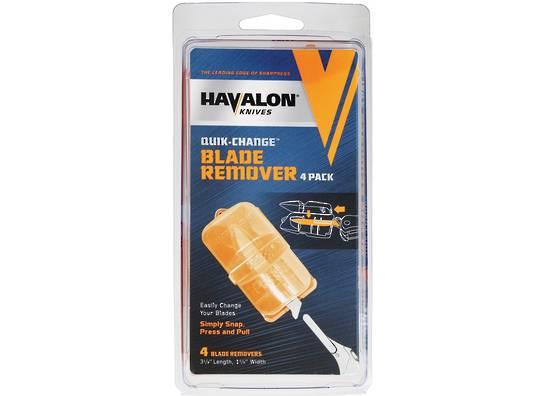 Havalon Baracuta-BLAZE Quik-Change Blade remover