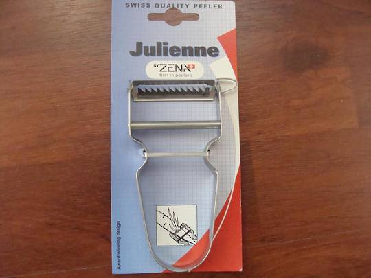 Zena Star Julienne Peeler Swiss made