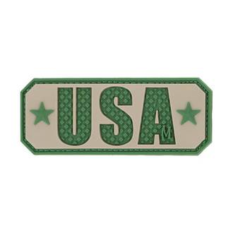 MAXPEDITION USA Morale Patch - Arid