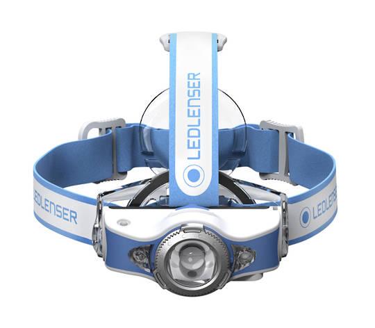 Led Lenser Rechargeable MH11 Headlamp 1000 lumens - Blue