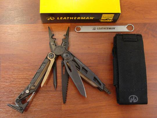 Leatherman MUT EOD Multi-Tool - Molle Sheath
