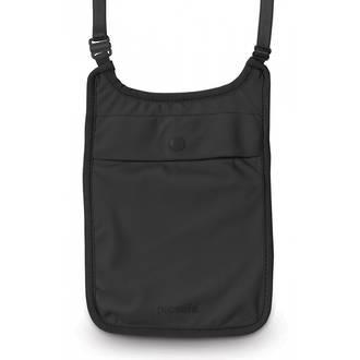 Pacsafe Coversafe S75 - secret neck pouch Black