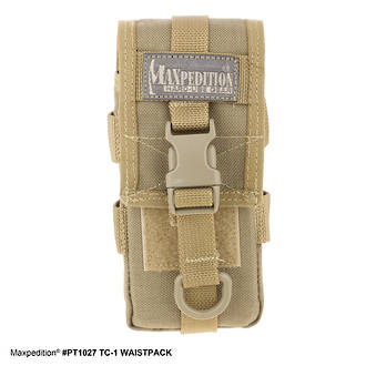 Maxpedition TC-1 Pouch - Khaki