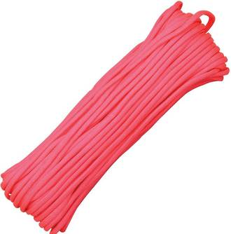 100ft 550 Parachute Cord/Paracord - Pink