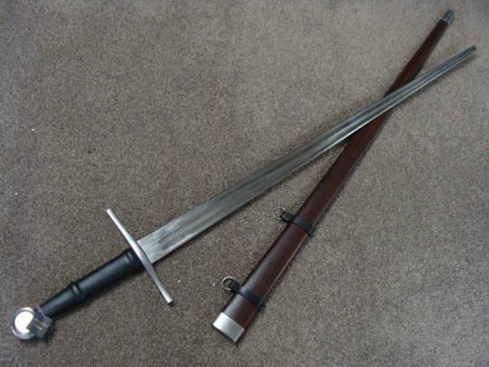 Hanwei Practical Hand-and-a-Half Sword- SH2106