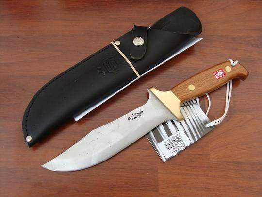 "Svord Hunter 7"" Bowie Wood handle Knife"