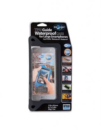 Sea to Summit TPU Guide Waterproof Case XL Smartphone