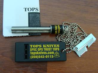 TOPS Fire Starter ( Emergency Kit )