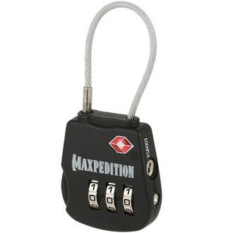 Maxpedition Tactical Luggage Lock - Black