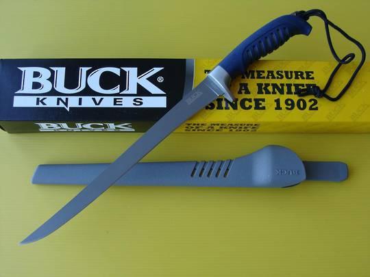 Buck Silver Creek Large Fillet knife