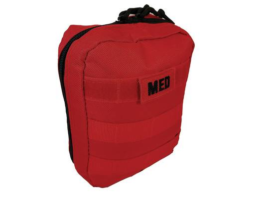 Elite 1st Aid Tactical Trauma Kit #1 - RED