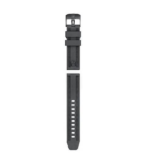 Luminox Strap 8800 series Black Rubber