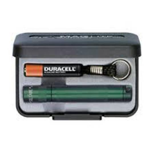 2x Maglite Solitaire Torch - green