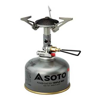 Soto Micro Regulator Stove OD-1R
