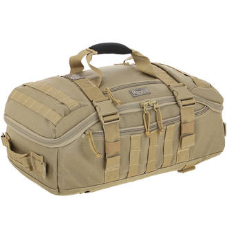 Maxpedition Unterduffel Adventure Bag - Khaki