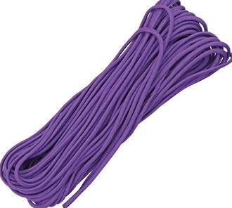 100ft 550 Parachute Cord/Paracord - Purple