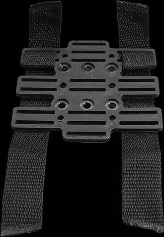 RMJ Tactical RUMP Rigid Universal Molle Platform