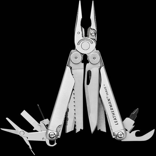 Leatherman Wave Plus Multi-Tool - with Sheath