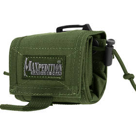 Maxpedition Rollypoly® MM Folding Dump Pouch- OD Green