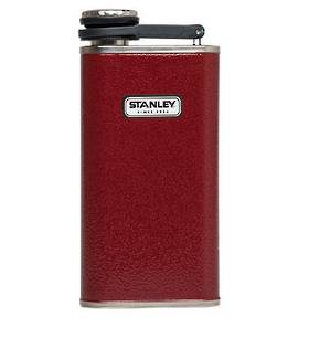 Stanley Classic Wide Mouth Flask 236ml - Red