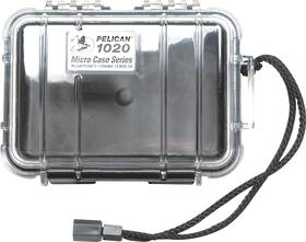 Pelican 1020 Micro Case - Clear