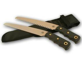 Knives of Alaska Bone/ Wood Saw Combo - 112FG