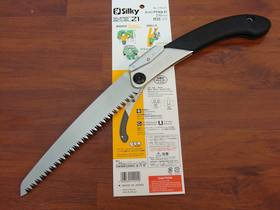 Silky Super Accel 21 210mm Folding Saw