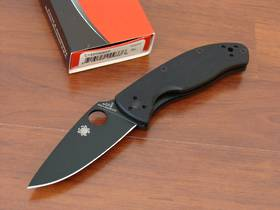 Spyderco Tenacious Plain Edge Folding Knife