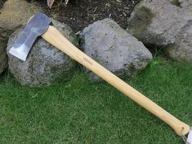 Wetterlings Large Splitting Handforged Axe -144