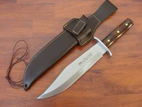 Linder Cocobolo Bowie Fixed Knife
