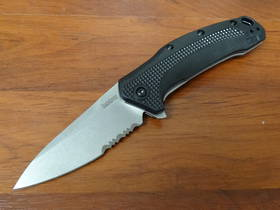 Kershaw Link A/O Serrated Folding Knife - 1776ST no box