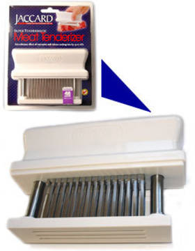 Jaccard Super Tendermatic Meat Tenderizer 48 knives