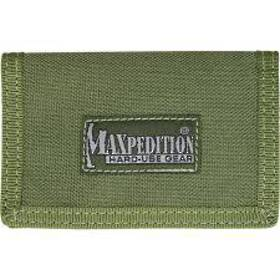 Maxpedition Micro Wallet Green