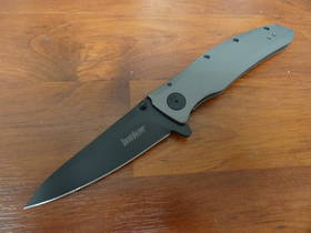 Kershaw Grid A/O Flipper Folding Knife - 2200 no box