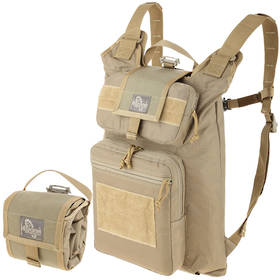 Maxpedition Rollypoly Extreme Backpack - Khaki