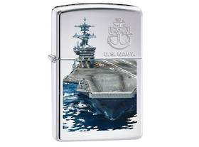 Zippo U.S. Navy Aircraft Carrier  Lighter
