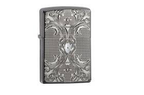 Zippo Crystal Lattice - Armor Lighter
