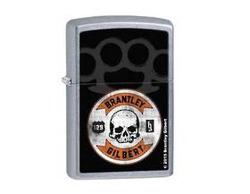 Zippo Brantley Gilbert Street Chrome Lighter