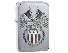 Zippo 1941 Replica American Flag Lighter