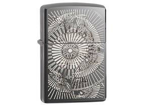 Zippo Asian Floral Lighter