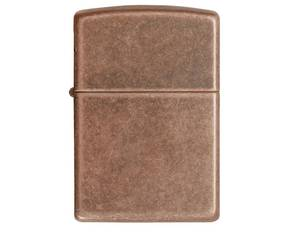 Zippo Antique Copper Lighter