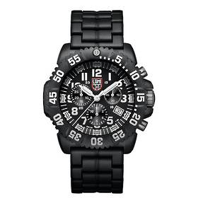 LUMINOX NAVY SEAL COLORMARK CHRONOGRAPH CARBON 3082 WATCH
