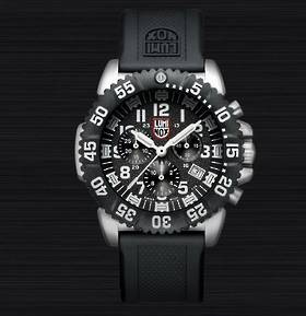 Luminox STEEL COLORMARK CHRONOGRAPH 3181 WATCH