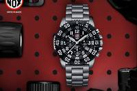 Luminox STEEL COLORMARK CHRONOGRAPH 3182 WATCH